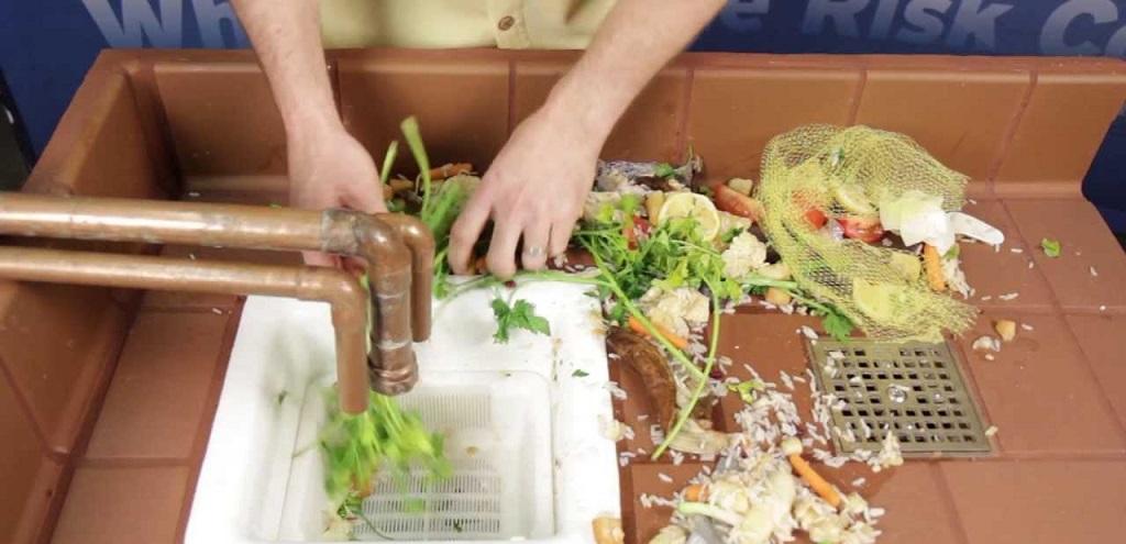 How to install , floor sink